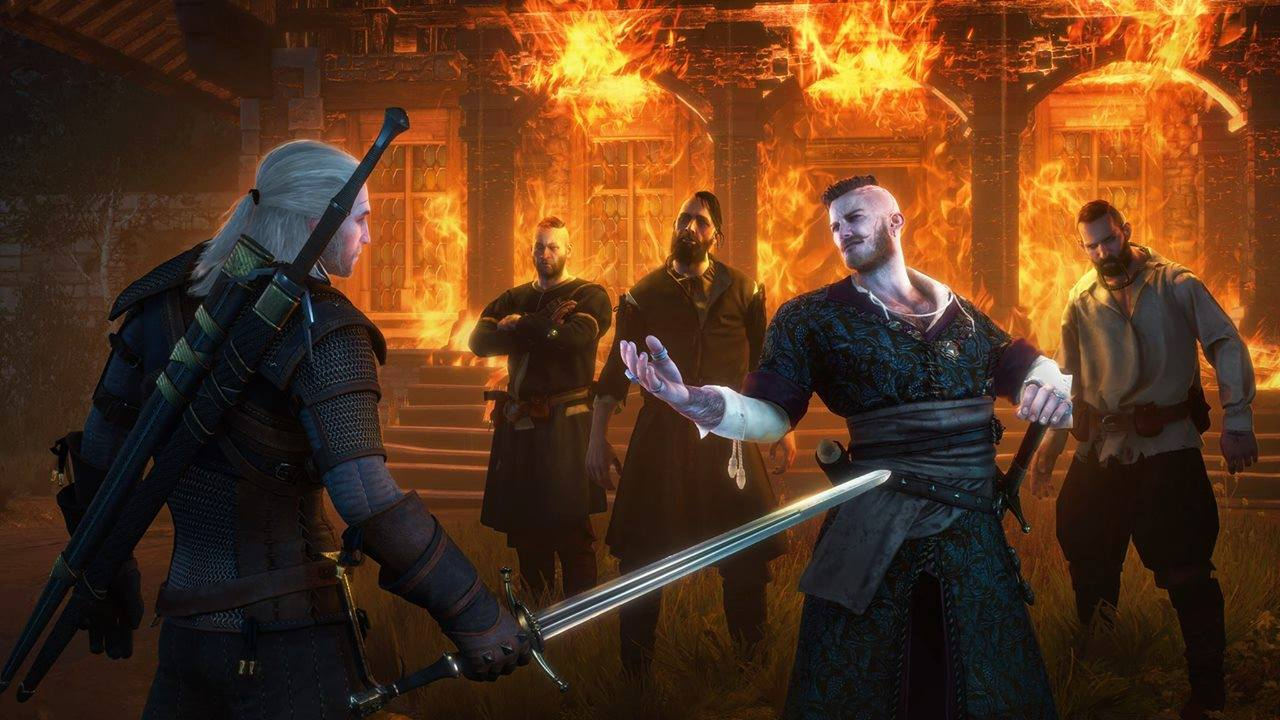 The Witcher 3: Wild Hunt & Hearts of Stone/Blood and Wine - Review 2